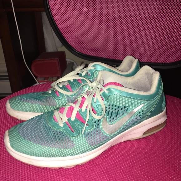 Nike Air Max Fusion Women's Running Shoe: Size 8.5